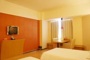 Super 8 Hotel Ningbo Zhaohui, Hotely  Ningbo - big - 32