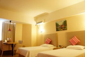 Super 8 Hotel Ningbo Zhaohui, Hotely  Ningbo - big - 33