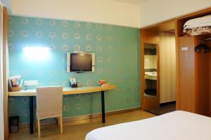 Super 8 Hotel Ningbo Zhaohui, Hotely  Ningbo - big - 34