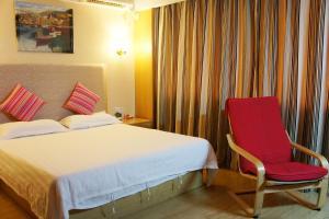 Super 8 Hotel Ningbo Zhaohui, Hotely  Ningbo - big - 37
