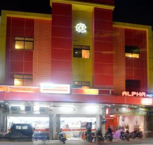 Hotel Alpha Makassar, Hotels  Makassar - big - 54