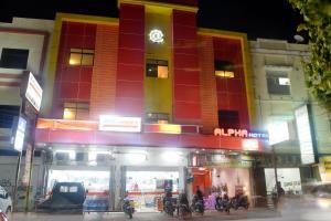 Hotel Alpha Makassar, Hotels  Makassar - big - 11