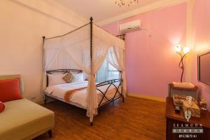 Hai Yue Homestay, Отели типа «постель и завтрак»  Yanliau - big - 3