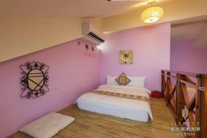 Hai Yue Homestay, Отели типа «постель и завтрак»  Yanliau - big - 8