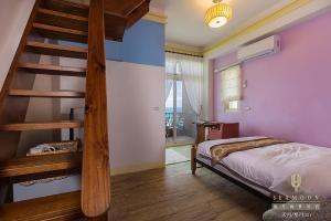 Hai Yue Homestay, Отели типа «постель и завтрак»  Yanliau - big - 9