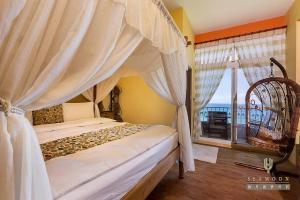 Hai Yue Homestay, Отели типа «постель и завтрак»  Yanliau - big - 19