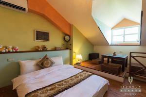 Hai Yue Homestay, Отели типа «постель и завтрак»  Yanliau - big - 21