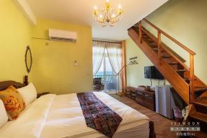 Hai Yue Homestay, Отели типа «постель и завтрак»  Yanliau - big - 22