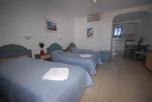 Agia Anna on the beach, Hotel  Paraga - big - 21