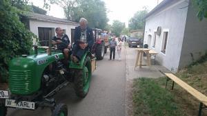 Weingut Familie Bauer, Affittacamere  Großriedenthal - big - 29