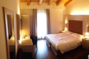 Trattoria Locanda Ai Tre Amici, Hotels  Mortegliano - big - 13