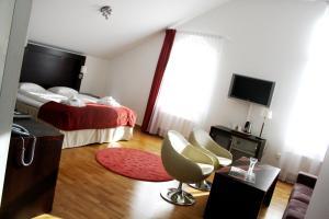 Hotel Skansen, Hotely  Färjestaden - big - 33