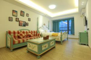 Checkinn International Apartment Guangzhou Changlong Huamei Branch, Apartmány  Kanton - big - 53