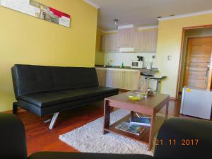 Apart Hotel Uman, Residence  Concepción - big - 25