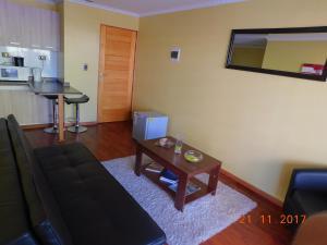 Apart Hotel Uman, Residence  Concepción - big - 26