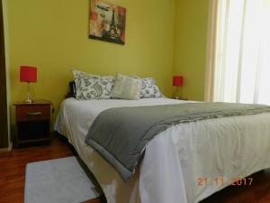 Apart Hotel Uman, Residence  Concepción - big - 28