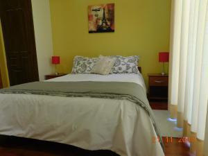 Apart Hotel Uman, Residence  Concepción - big - 31