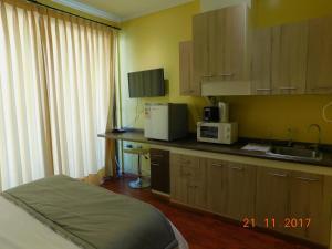 Apart Hotel Uman, Residence  Concepción - big - 32