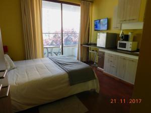 Apart Hotel Uman, Residence  Concepción - big - 34