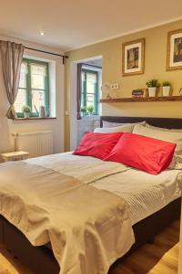 Apartmenthaus Seiler, Apartmány  Quedlinburg - big - 23