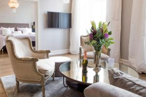 Continental du Sud, Hotels  Ystad - big - 22