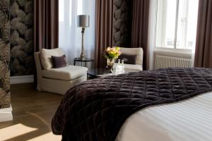 Continental du Sud, Hotels  Ystad - big - 24