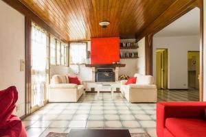 Home at Hotel Villa Stresa