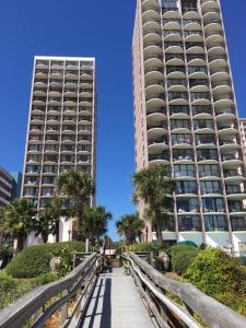 The Palms Resort by ARA Realty & Property Management, Aparthotels  Myrtle Beach - big - 17