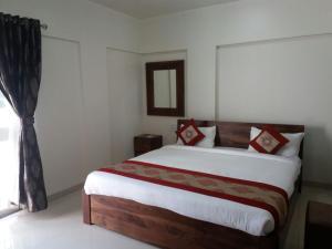Leasurely Abode Service Apartment, Ferienwohnungen  Pune - big - 2