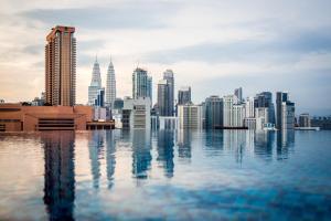 KL Short Stay @ D'Majestic Place, Apartmanok  Kuala Lumpur - big - 1