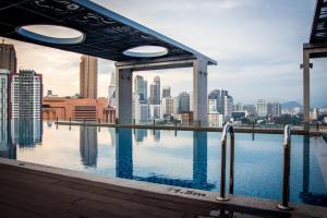 KL Short Stay @ D'Majestic Place, Apartmanok  Kuala Lumpur - big - 46