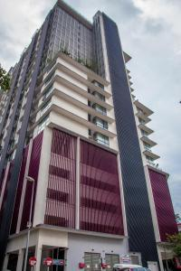 KL Short Stay @ D'Majestic Place, Apartmanok  Kuala Lumpur - big - 43