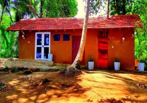 Mereiyans vil Eco Cottage, Vily  Wawinna - big - 24