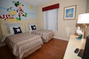 3117 Sun Lake 3 Bedroom Condo, Nyaralók  Orlando - big - 8