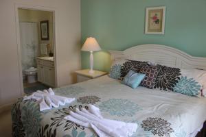 2950 Lucaya Village 4 Bedroom Townhouse, Nyaralók  Kissimmee - big - 7