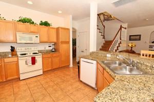 203 Highlands Reserve 6 Bedroom Villa, Villas  Davenport - big - 21