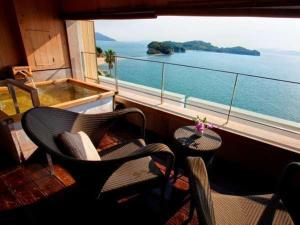 Shodoshima International Hotel, Ryokans  Tonosho - big - 6