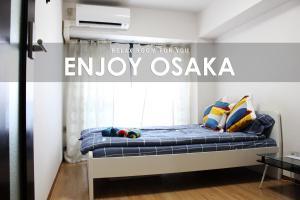 Shinsaibashi U-ro, Ferienwohnungen  Osaka - big - 1