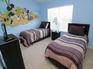 7656 Windsor Hills Resort 3 Bedroom Townhouse, Case vacanze  Orlando - big - 2
