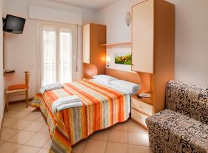 Hotel Adler, Отели  Риччоне - big - 5