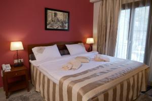 Hotel Rodovoli, Hotels  Konitsa - big - 29