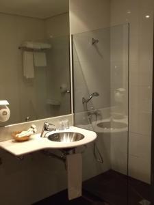 Hotel Comillas, Отели  Комильяс - big - 18