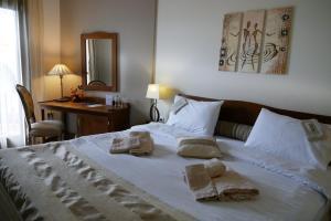Hotel Rodovoli, Hotels  Konitsa - big - 42