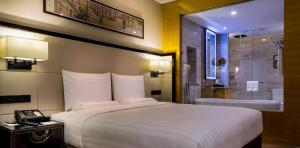 Pullman Qingdao Ziyue, Hotels  Qingdao - big - 15