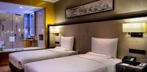 Pullman Qingdao Ziyue, Hotels  Qingdao - big - 16