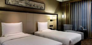 Pullman Qingdao Ziyue, Hotels  Qingdao - big - 17