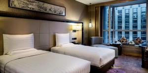 Pullman Qingdao Ziyue, Hotels  Qingdao - big - 18