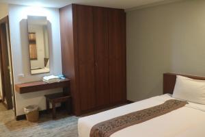 Floral Shire Suvarnabhumi Airport, Hotels  Lat Krabang - big - 31