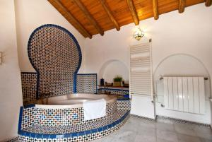 Casas Rurales Los Algarrobales, Resorts  El Gastor - big - 56