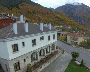 Hotel Rodovoli, Hotels  Konitsa - big - 65